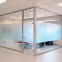 divisiones para oficina en vidrio templado bogota