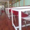 muebles de desarrollos especiales para áreas de trabajo abiertas