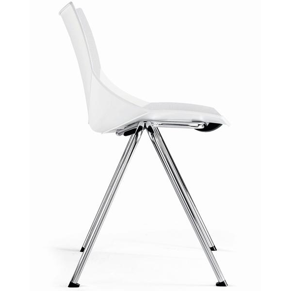 silla plastica diseño moderno, silla de oficina, bogota colombia