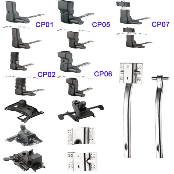 componentes para sillas de oficinas bogota
