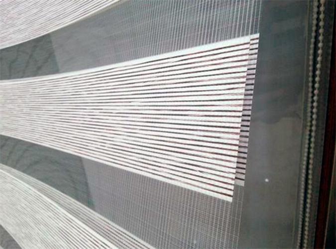 cortinas enrollable sheer elegance
