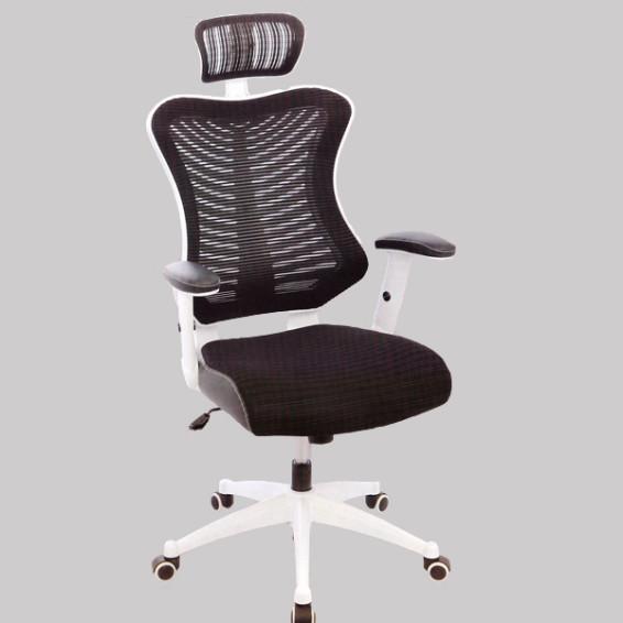 silla oficina blanca bogota colombia