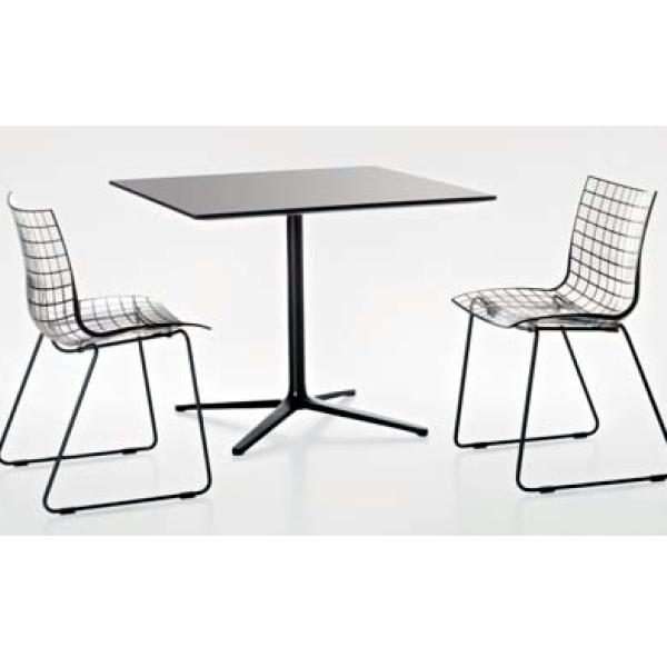 silla plastica de diseño para hotel