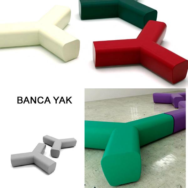 banca plastica YAK bogota colombia